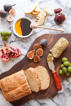 An Apple & Honey Cheese Board for Rosh Hashanah — Celebrating Rosh…