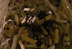 Silent Hill: Revelation (mannequin spider .gif)