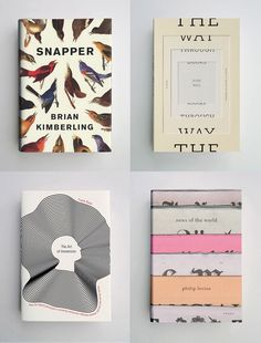 Book covers by JASON BOOHER