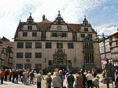 #Rathaus #Hann. Münden - bedeutendsten Bauwerken der #Weserrenaissance