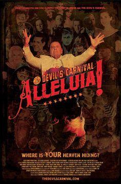 Alleluia! The Devil's Carnival (2015) Movie Review