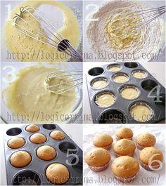 Muffins allo Yogurt