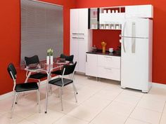 Conjunto de Mesa com 4 Cadeiras Estofadas - Somopar Línea New com as melhores condições você encontra no Magazine Onlineuniversity. Confira!