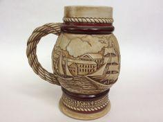 Vintage Beer Stein/ Ceramarte Stein/ Avon by ThroughPlacesandTime