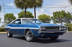 nice 1970 Dodge Challenger RT - For Sale