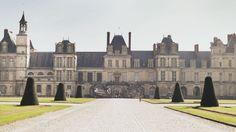 Chateau de Fontainebleu  --dream palace <3