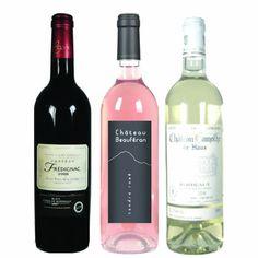 Coffret de 3 vins Découverte sur Vino Club