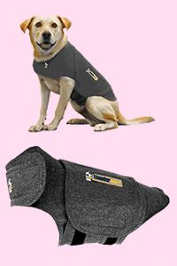 Thundershirt™ Calming Dog Wrap at The Animal Rescue Site