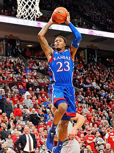 Ben McLemore rising for the bang time vs ohio State