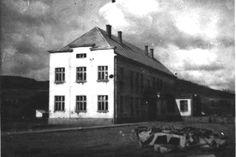Szkoła w 1945 roku.