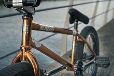 Leon Hoppe Bike Check VIEW: https://bmxunion.com/bike-check/leon-hoppe-bike-check-radio-bikes/ #BMX #bike #bicycle #style #design