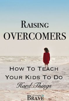 One of the best articles I've read online. -Rachel Ever wonder how to teach your kids to do hard things? How to fight fear, to live brave and overcome hard things? Here are some great ideas to get you started. Parenting Humor, Parenting Advice, Kids And Parenting, Single Parenting, Peaceful Parenting, Foster Parenting, Teaching Kids, Kids Learning, Mentally Strong