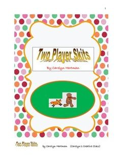 Two Player Skits: scripts for acting or reader's theatre Teacher Page, My Teacher, How To Memorize Things, Things To Come, Creative Class, Readers Theater, Reading Material, 5th Grades, Language Arts