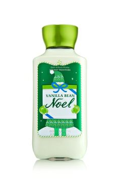 Yes, please!!! I LOVE THIS STUFF! Vanilla Bean Noel Body Lotion - Signature Collection - Bath & Body Works