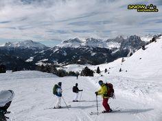 Huttentocht in de Dolomieten. Lekker met je rugzak op prachtige tochten maken. Weg van de drukte, weg van de massa! Met Snow Experience.