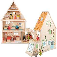 Moulin Roty La Grande Famille Doll House