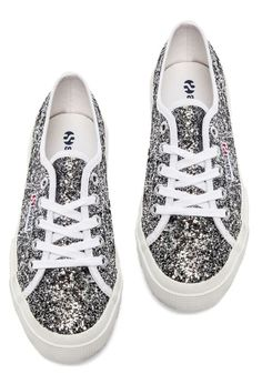 d5373f9ab1 Put some sparkle in your step! Kambryn Douglas · glitter vans