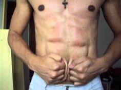 Como eliminar gordura abdominal em casa (subcutânea) *Pneuzinhos