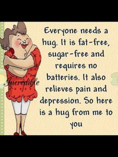 """Lol, I love this ;) ;)# Haha, """"fat-free"""" and """"sugar-free"""" ;)"""