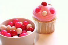 Bubblegum Cupcakes!!