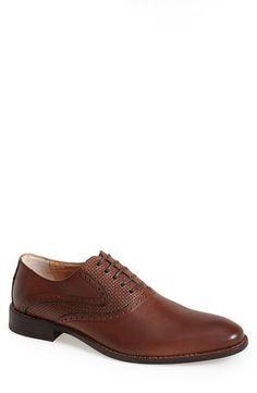 'Eddy' Saddle Shoe (Men)