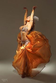 Belly Dance Natalia Moscovi