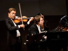 David Fray & Renaud Capuçon  WHEN : Jan 20, 2017 08:00 PM - 10:00 PM  WHERE : Abu Dhabi Theatre,Abu Dhabi  Set to be a night to remember with two major classical artists of our time, the French violinist Renaud Capuçon teams up with pianist David Fray for a spectacular night of Bach and Beethoven sonatas. This duo is known for its originality and artistry in interpretations of composers such as Bach, Beethoven, Mozart, Schumann, Ravel, Shostakovich, Brahms, and Schubert.