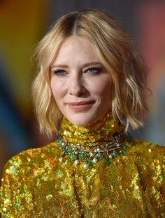 Cate Blanchett, 49 anni di magnetica eleganza