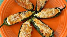 This recipe for a homemade version of a popular restaurant appetizer seasons a cheese filling with taco seasoning and uses bread crumbs to top.