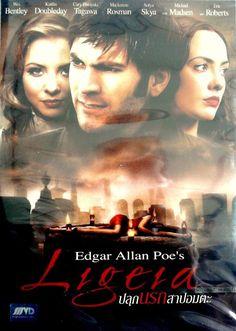 Ligeia: The Tomb  DVD Region 3  (2009)  Wes Bentley, Gothic Horror Thriller