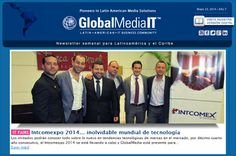 Say hello to our recent Newsletter....covering all from the Intcomexpo to the latest in software, hardware and mobility