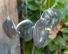 Tropical Fish Silverware Wind Chime - TFWC003