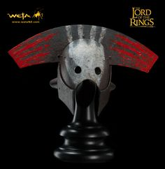 Lord of the Rings: Uruk-hai General's Helm
