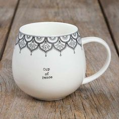 """Cup of Peace"" Mugs"