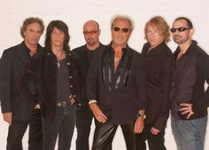 Foreigner An influential band of the 70's and 80's