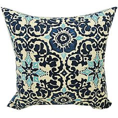 jcp | Woodblock Prism Outdoor Pillow