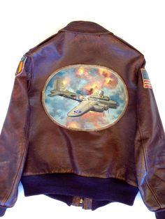 #flight #jacket