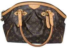 a4c96e6bd14c Louis Vuitton Tivoli Monogram Gm Sp2049 Signature Leather Satchel - Tradesy  Louis Vuitton Tivoli