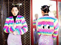 Lazy Oaf Presents: Antimodel Rina Sawayama | Lazy Oaf Journal