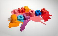 Spilling Colors