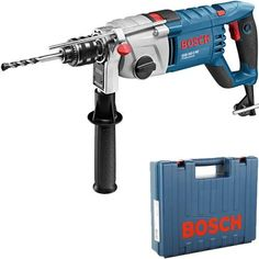 Get a great deal on the Bosch GSB RE impact drill here at Kelvin Power Tools - plus FREE next working day delivery! Basic Electrical Wiring, Bosch Tools, Best Woodworking Tools, Diy Tools, Free Samples, Power Tools, 3d Printer, Cnc, Drill
