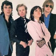 The Pretenders Music Pics, 80s Music, Rock Music, Music Photo, Chrissie Hynde, The Pretenders, Power Pop, Music People, Great Bands
