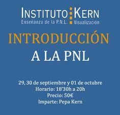 Curso de introducción a la PNL.