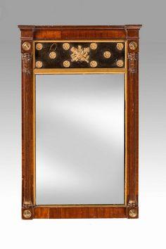 Frame Drop Open Hidden Secret Compartment Antique Vintage Wood Gesso Gilt Antiques