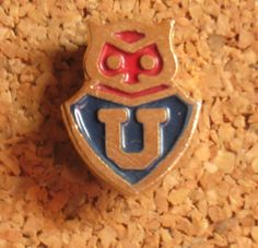 Club Universidad de Chile. Santiago, Chile Santiago Chile, Nerf, Cookie Cutters, Birthday Candles, Club, Cookies, University, Accessories, Crack Crackers