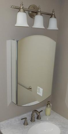 Delicieux KOHLER Archer 20 In. X 31 In. Recessed Or Surface Mount Medicine Cabinet  K 99895 NA At The Home Depot   Mobile