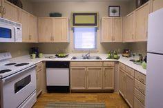 Loveland oh apartment kitchen Mallard Crossing