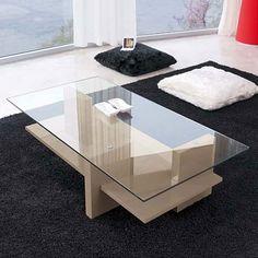 Mesa de Centro Moderna Zen
