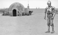 on the set of ANH