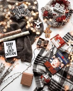Looking for for ideas for christmas aesthetic?Browse around this site for very best Christmas inspiration.May the season bring you serenity. Christmas Time Is Here, Christmas Mood, Noel Christmas, Merry Little Christmas, All Things Christmas, Christmas Themes, Christmas Decorations, Christmas Flatlay, Dyi Decorations